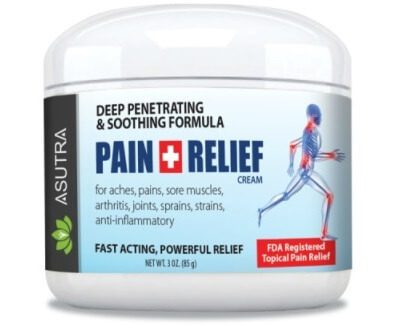 ASUTRA Pain Relief Cream