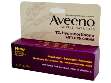 Aveeno Hydrocortisone Anti-Inch Cream