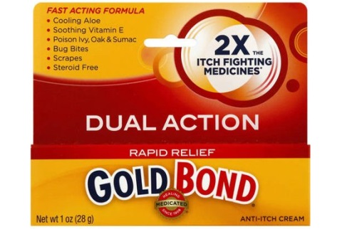 Gold Bond Rapid Relief Cream