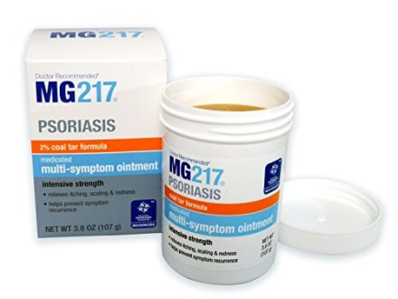 MG217 Psoriasis Ointment