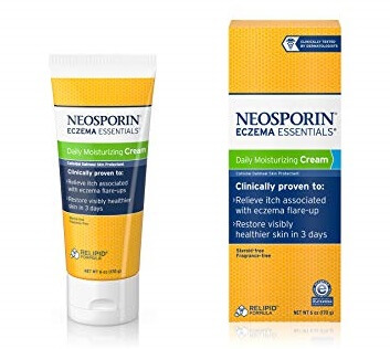 Neosporin Eczema Essentials Daily Moisturizing Cream
