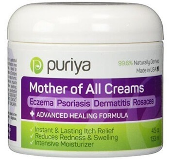 Puriya Cream for Eczema