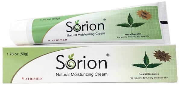 Sorion Natural Moisturizing Cream